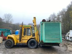HYSTER AIRPAC 7 TON FORKLIFT *PLUS VAT*