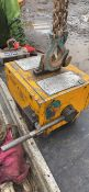 1 TON LIFTING MAGNET, WORKING CONDITION *PLUS VAT*