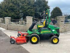 2016 John Deere 1580 Outfront Mower Runs Drives And Cuts Low 2090 Hours *PLUS VAT*