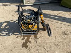JCB BEAVER PACK, RUNS AND WORKS, IN USED BUT GOOD CONDITION *NO VAT*