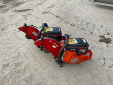 2017 HUSQVARNA K760 DISC CUTTER RUNS AND WORKS, IN USED BUT GOOD CONDITION *NO VAT*
