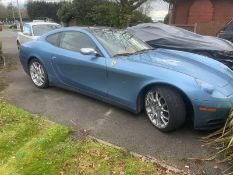 FERRARI F612 2011 18,000 MILEAGE, COLLECTION FROM MANCHESTER *PLUS VAT*