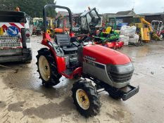 YANMAR AF-18 TRACTOR, RUNS AND DRIVES, IN USED BUT GOOD CONDITION *PLUS VAT*
