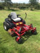 FERRIS IS1000 RIDE ON ZERO TURN LAWN MOWER, 778 HOURS, RUNS, DRIVES AND CUTS, CLEAN MACHINE