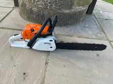 STIHL MS251C CHAINSAW, RUNS AND WORKS, IN GREAT CONDITION, BOUGHT NEW IN 2019 *NO VAT*