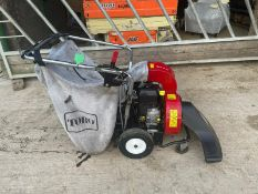 TORO VACCUM BLOWER, SELF PROPELLED, IN USED BUT GOOD CONDITION *PLUS VAT*