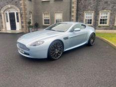 2007 Aston Martin vantage manual 30,500 miles service histroy mint condition upgrades Kahn wheels