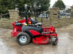 2012 FERRIS IS5000Z ZERO TURN MOWER, RUNS, DRIVES AND CUTS, IN USED BUT GOOD CONDITION *NO VAT*