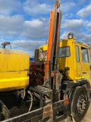 POST KNOCKER OR BARRIER KNOCKER, COULD BE ADAPTED TO FIT TRACKED DUMPER OR TRAILER UNIT *PLUS VAT*