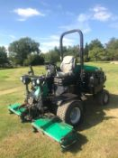 2013 RANSOMES PARKWAY 3, RUNS, DRIVES AND CUTS, ROAD LEGAL *PLUS VAT*