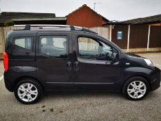 2009 FIAT QUBO DYNAMIN MULTIJET MPV, DIESEL ENGINE, SHOWING 0 PREVIOUS KEEPERS *NO VAT*