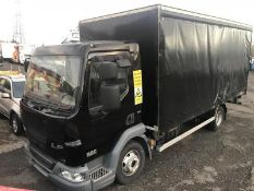 2013 DAF TRUCKS, LF FA 45.160, CURTAIN SIDED, AUTOMATIC, DIESEL, 0 PREVIOUS OWNERS *PLUS VAT*