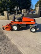 Kubota f2560 out front ride on mower Runs drives and cuts Hydraulic up and down deck *NO VAT*
