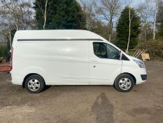 2017 (66) FORD TRANSIT CUSTOM 290 LIMITED, HEATED DRIVES SEATS, AIR CON *PLUS VAT*