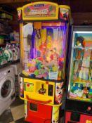 Buy Illusion Arcade Claw Machine, In Working Order *Plus Vat*
