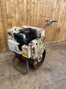 2011 TEREX MBR71 SINGLE DRUM DIESEL ROLLER, HATZ DIESEL ENGINE *PLUS VAT*