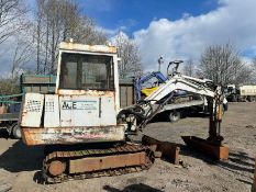 NISSAN N300 3 TON DIGGER, NO BATTERY *NO VAT*
