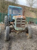 FORDSON SUPER MAJOR TRACTOR, RUNS AND DRIVES, IN USED BUT GOOD CONDITION, 3 POINT LINKAGE *PLUS VAT*
