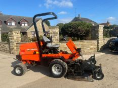 2013 JACOBSON 628D RIDE ON LAWN MOWER OUT FRONT, VERY GOOD CONDITION, 4 WHEEL DRIVE *NO VAT*