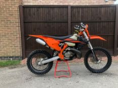 2019 KTM 300 EXC TPI 19, 293CC, LOW HOURS, 1 OWNER FROM NEW *NO VAT*