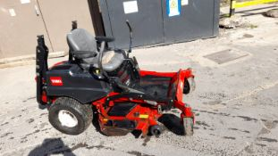 TORO TITAN ZX5420 ZERO TURN RIDE ON MOWER, KAWASAKI ENGINE *PLUS VAT*