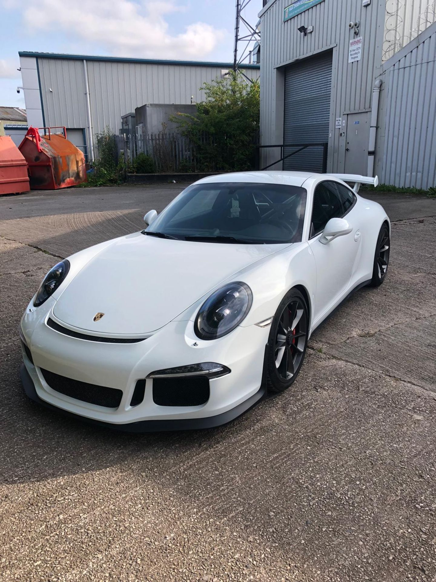 2014 PORSCHE GT3, CLUB SPORT ROLL CAGE, RACE SEATS CARBON KIT, 29,000 MILES, FULL PORSCHE HISTORY - Image 3 of 29