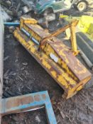 6FT BOMFORD BANDIT PTO FLAIL MOWER, IN WORKING ORDER *NO VAT*