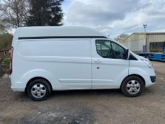 2017 FORD TRANSIT CUSTOM 310 LIMITED SPEC, L1H2 MODEL, 2.0 DIESEL ENGINE *PLUS VAT*