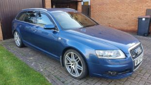 AUDI A6 AVANT  2.7 TDi Lemans Edition Quattro Auto 2007 (57 Plate) 210,578 miles (May increase