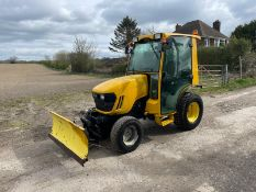 2010/60 JOHN DEERE 2320 COMPACT TRACTOR, LOW 315 HOURS, FULLY GLASS CAB *PLUS VAT*