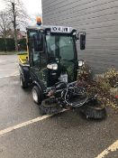 2014 KARCHER MC50, 1115CC DIESEL ENGINE, 1100 HOURS *PLUS VAT*