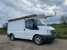 2010 FORD TRANSIT 85 T260M FWD, 2.2 DIESEL ENGINE, SHOWING 3 PREVIOUS KEEPERS *NO VAT*