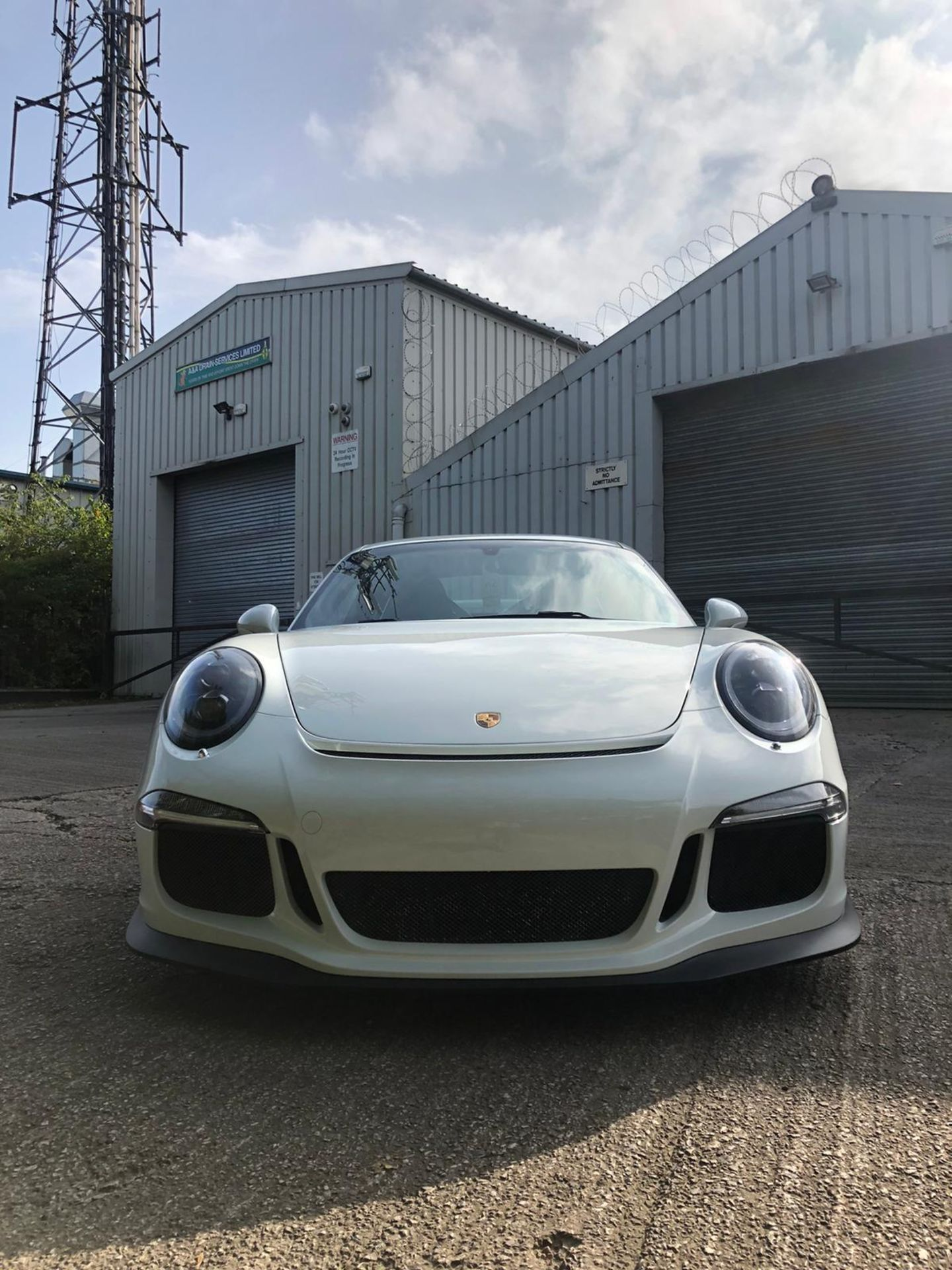 2014 PORSCHE GT3, CLUB SPORT ROLL CAGE, RACE SEATS CARBON KIT, 29,000 MILES, FULL PORSCHE HISTORY - Image 2 of 29
