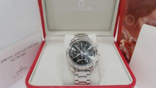 OMEGA SPEEDMASTER MOONWATCH PROFESSIONAL MENS WATCH, BOX *NO VAT*