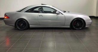 2001 Mercedes-Benz CL500 CLASS, SPORT, SOUTHERN REG, TOP SPEC, NO VAT