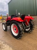 2019 ZOOM 604WD TRACTOR, RUNS AND DRIVES, BRAND NEW AND UNUSED *PLUS VAT*