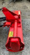 2015 DEL MORINO THUNDER 145 ROTAVATOR, SUITABLE FOR 3 POINT LINKAGE, ALL WORKS, PTO DRIVEN