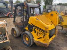 JCB ROBOT, NO ENGINE OR HYDRAULIC PUMP, SPARE AND REPAIRS *PLUS VAT*