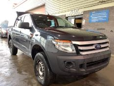EX MOD FORD RANGER 22 TDCI 150 XL 4WD CrewCab Pick-up