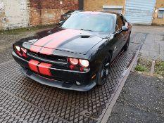 Dodge Challenger SRT8, 392 Hemi 2014, 6.4 Litre 2 Door Sport