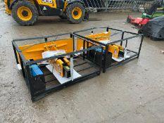 Brand New And Unused TMG HB-53S Breaker Suitable For Skidsteer *PLUS VAT*