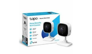 BRAND NEW AND UNUSED SMART 1080P WI-FI INDOOR CAMERA TP-LINK TAPO C100 *NO VAT*