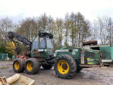 FMG 746/250 Log Harvester OSA Super Eva *PLUS VAT*