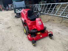 BARRUS SHANKS TG155 DIRECT COLLECT RIDE ON MOWER, RUNS, DRIVES AND CUTS *PLUS VAT*