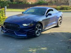 FORD MUSTANG 2019 2.3 ECO V6, 6680 MILEAGE *PLUS VAT*