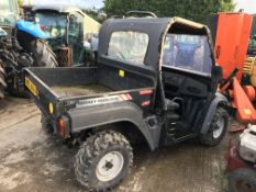 DS - 2010 MASSEY FERGUSON 4X4 MF 20MD TIPPER *PLUS VAT*   YEAR: 2010 MAKE: MASSEY FERGUSON MODEL: MF