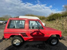 1987 MITSUBISHI SHOGUN SWB V6, BARN FIND, PETROL ENGINE, SHOWING 9 PERVIOUS KEEPERS *NO VAT*