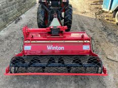2018 WINTON SB145 STONE BURRIER ALL WORKS, PTO DRIVEN, *PLUS VAT*