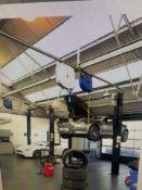 Stirtil Koni KS2038 3.8 Ton vehicle Lift