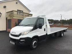 2017 IVECO DAILY RECOVERY TILT & SLIDE, SCHMIDT SWEEPER, BREITLING, TAG WATCHES, TWIN DECK TRANSPORTER, EXCAVATORS & MORE ENDING FROM 7PM TODAY